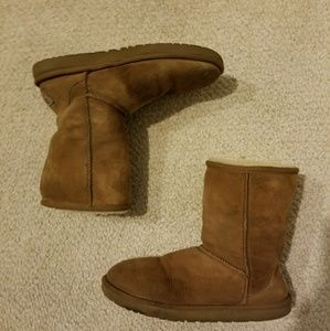 Authentic Ugg boots 7.5